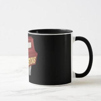 Caja de sugerencia taza