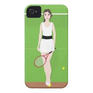 Caja de tarjeta de la identificación del iPhone Case-Mate iPhone 4 Coberturas