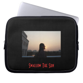Caja de The Sun del trago Mangas Portátiles