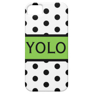 Caja de YOLO iPhone 5 Cobertura