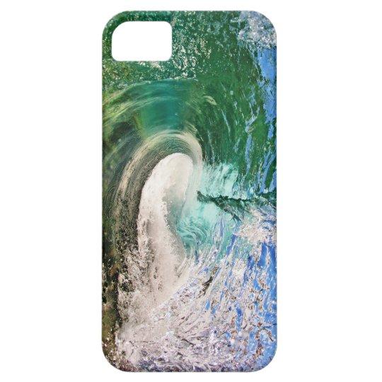 Caja deformada del iPhone 5 de la onda Funda Para iPhone SE/5/5s