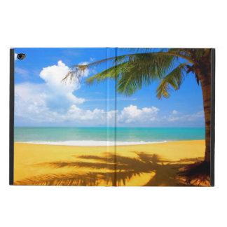 Caja del aire 2 del ipad de la playa