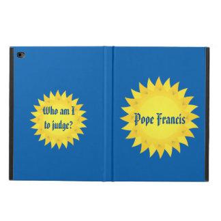 Caja del aire 2 del iPad de papa Francisco Quote