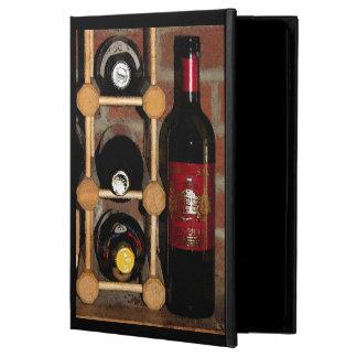 Caja del aire 2 del iPad de Powis de las botellas
