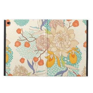 Caja del aire 2 del iPad de Powis del estampado de