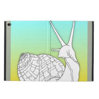 Caja del aire 2 del iPad del caracol