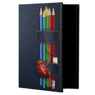 Caja del aire 2 del iPad del profesor de la caja