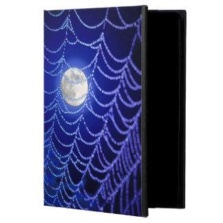 Caja del aire 2 del iPad del Web de araña