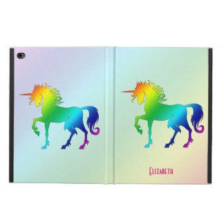 Caja del aire 2 del unicornio del arco iris