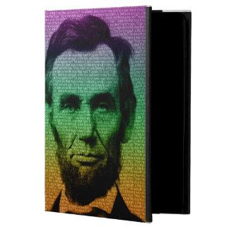 Caja del aire de Ipad del arco iris de Lincoln