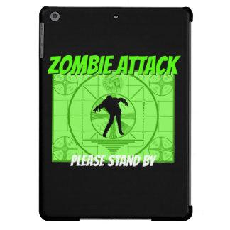 Caja del aire de Ipad del zombi Funda Para iPad Air
