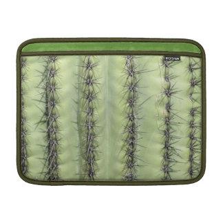 Caja del aire de Macbook del primer del cactus Fundas Para Macbook Air