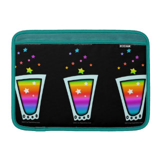 Caja del aire de MacBook - VASO DE MEDIDA del ARCO Funda Macbook Air