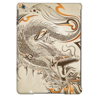 Caja del aire del iPad de Barely There del dragón Carcasa iPad Air