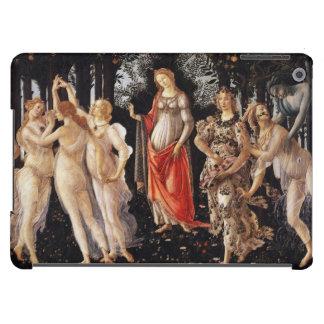 Caja del aire del iPad de Botticelli Primavera Funda Para iPad Air