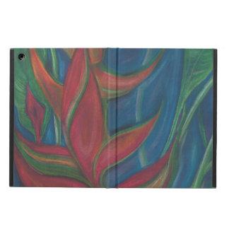 Caja del aire del iPad de Heliconia
