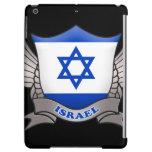 Caja del aire del iPad de la bandera de Israel