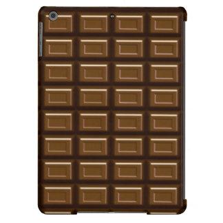 Caja del aire del iPad de la barra de chocolate Funda Para iPad Air