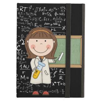 Caja del aire del iPad de la ciencia