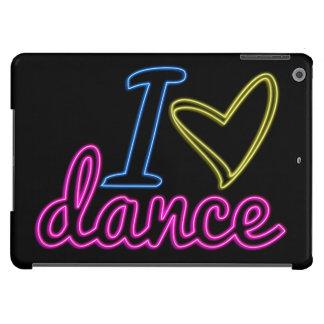 Caja del aire del iPad de la danza del amor del Funda Para iPad Air