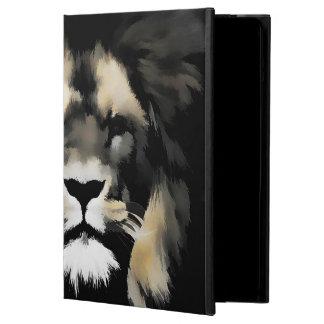 Caja del aire del iPad de la fauna de la cara del