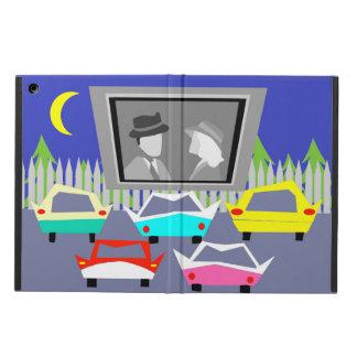 Caja del aire del iPad de la película del