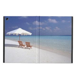Caja del aire del iPad de la playa sin Kickstand