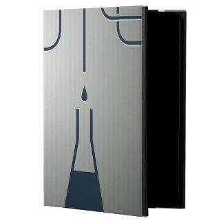 Caja del aire del iPad de la química de la ciencia