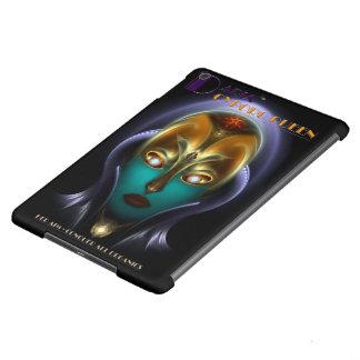 Caja del aire del iPad de la reina del Cyborg de Funda Para iPad Air