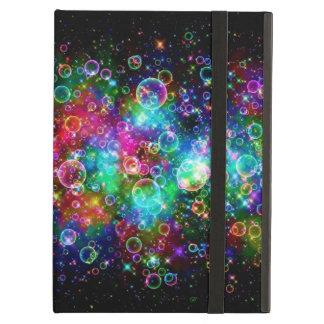 Caja del aire del iPad de las burbujas sin