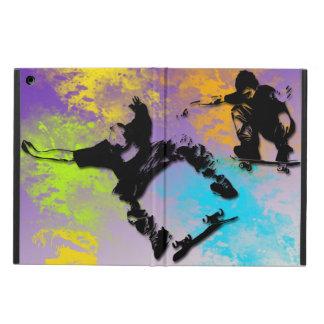Caja del aire del iPad de los skateres