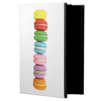 Caja del aire del iPad de Macarons