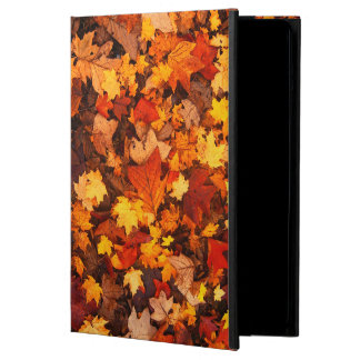 Caja del aire del iPad de Powis de las hojas de