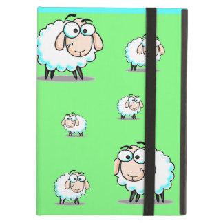 Caja del aire del iPad de Powis de las ovejas del