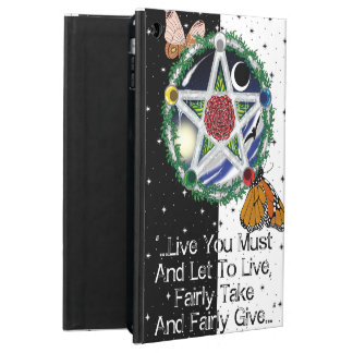 Caja del aire del iPad de Wiccan Rede