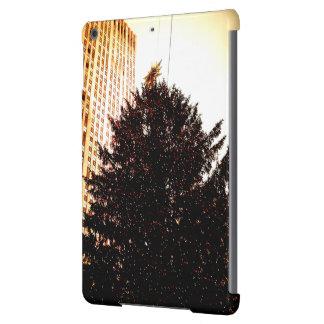 Caja del aire del iPad del árbol de navidad del Funda Para iPad Air