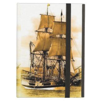 Caja del aire del iPad del barco pirata 2 sin
