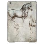 Caja del aire del iPad del caballo de da Vinci