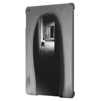 Caja del aire del iPad del callejón de Adobe Funda Para iPad Air