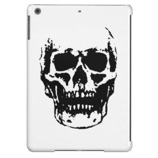 Caja del aire del iPad del cráneo Funda Para iPad Air