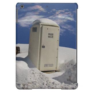 Caja del aire del iPad del ~ de WiFi de la Funda iPad Air