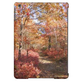 Caja del aire del iPad del ~ del rastro del otoño