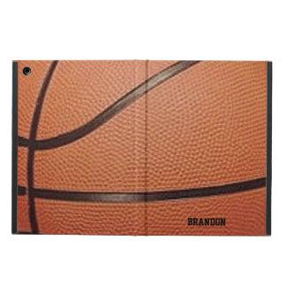 Caja del aire del iPad del diseño del baloncesto