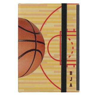 Caja del aire del iPad del diseño del baloncesto iPad Mini Funda