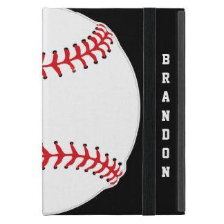 Caja del aire del iPad del diseño del béisbol iPad Mini Cárcasas