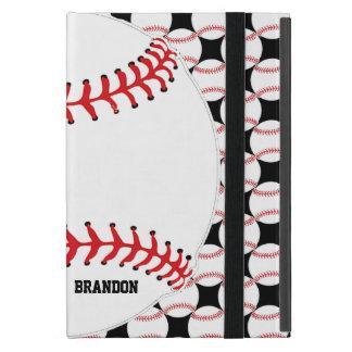 Caja del aire del iPad del diseño del béisbol
