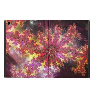 Caja del aire del iPad del diseño del fractal del