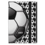 Caja del aire del iPad del diseño del fútbol iPad Mini Coberturas