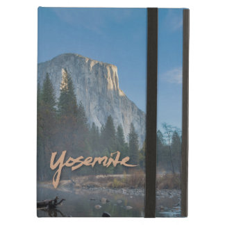 Caja del aire del iPad del EL Capitan Yosemite