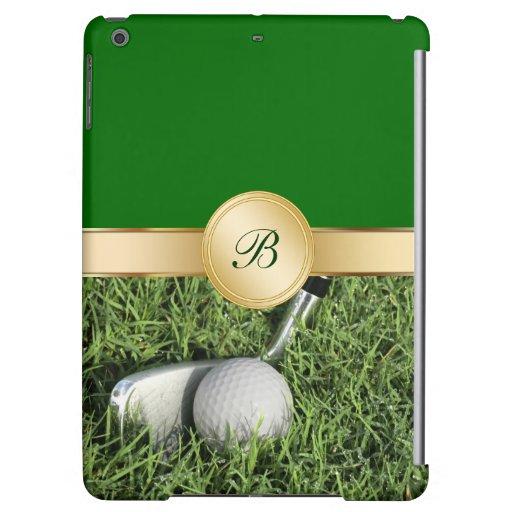 Caja del aire del iPad del golf